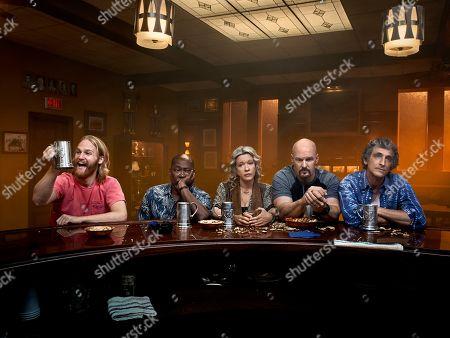"Wyatt Russell as Sean ""Dud"" Dudley, Brent Jennings as Ernie Fontaine, Linda Emond as Connie Wright, Eric Allan Kramer as Scott Wright and David Pasquesi as Blaise St John"