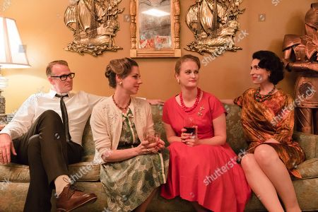 Editorial image of 'Lodge 49' TV Show Season 1 - 2018