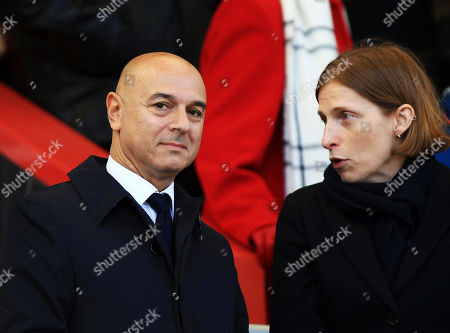 Tottenham owner David Levy