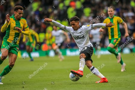 5th May 2019, Pride Park, Derby, England; Sky Bet Championship, Derby County vs West Bromwich Albion ; 