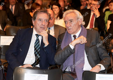 Editorial picture of King of Spain Journalism Awards, Madrid, Spain - 30 Apr 2019