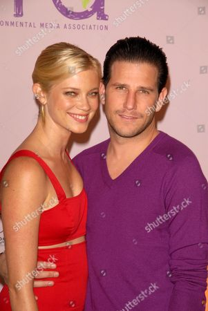 Amy Smart and boyfriend Branden Williams
