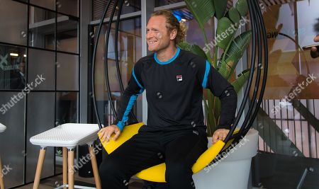 Dmitry Tursunov during All Access Hour
