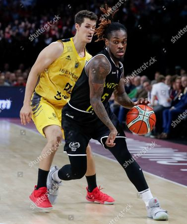 Editorial image of Final four basketball Champions league, Antwerp, Belgium - 03 May 2019