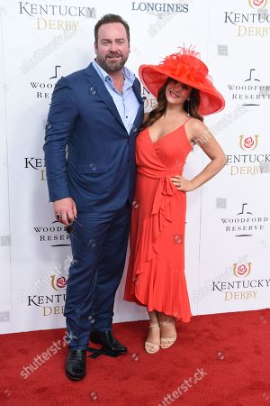 Editorial photo of 145th Annual Kentucky Derby, Arrivals, Churchill Downs, Louisville, Kentucky, USA - 04 May 2019