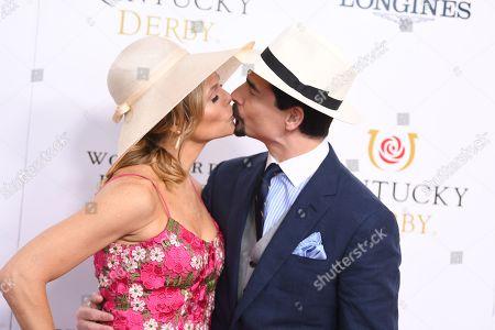 Stock Image of Kristin Richardson and Kevin Richardson