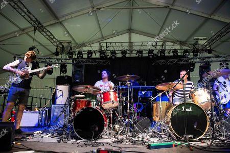 Editorial photo of 2019 Shaky Knees Festival, Atlanta, USA - 03 May 2019