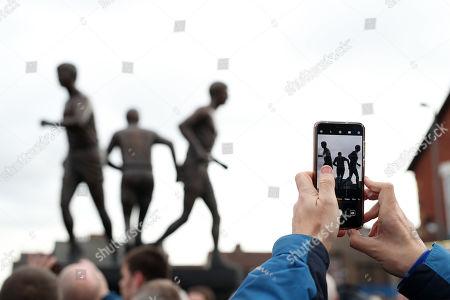 Editorial image of Everton v Burnley, Premier League, Football, Goodison Park, Liverpool, UK - 03 May 2019