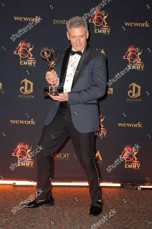 Kevin Spirtas - Outstanding Lead Actor in a Digital Daytime Drama Series - ÔAfter ForeverÕ