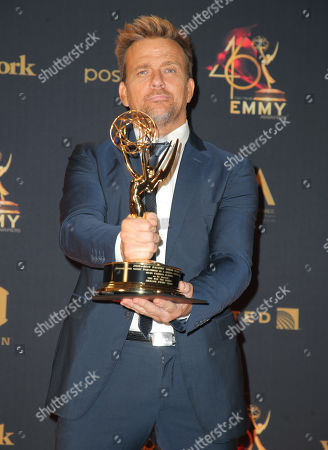 Editorial image of 46th Annual Daytime Creative Arts Emmy Awards, Press Room, Pasadena Civic Center, Los Angeles, USA - 03 May 2019
