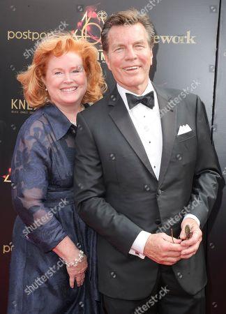 Mariellen Bergman and Peter Bergman