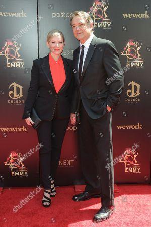 Cady McClain and Jon Lindstrom