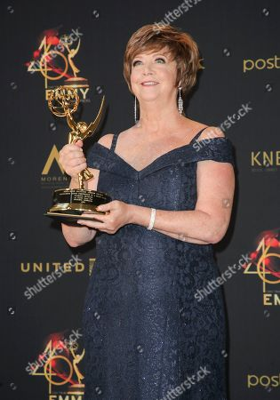 Stock Picture of Patricia Bethune - Outstanding Guest Performer in a Drama Series - General Hospital