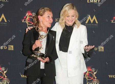 Judy Sheindlin and Amy Poehler - Lifetime Achievement Award - Judy Sheindlin