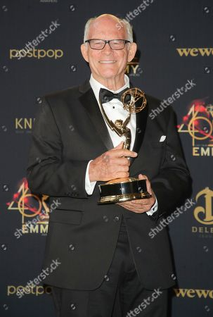 Max Gail - Outstanding Supporting Actor in a Drama Series - General Hospital
