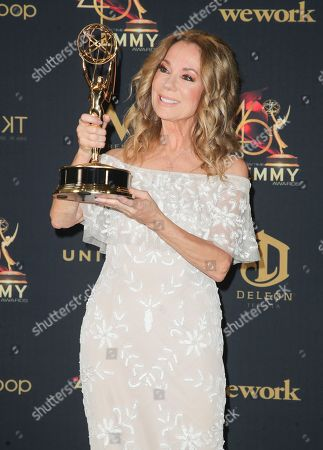 Kathie Lee Gifford - Outstanding Informative Talk Show Host - Today Show With Kathie Lee and Hoda