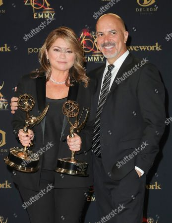 Editorial photo of 46th Annual Daytime Emmy Awards, Press Room, Pasadena Civic Auditorium, Los Angeles, USA - 05 May 2019
