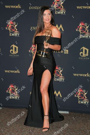 Jacqueline MacInnes Wood - Outstanding Lead Actress in a Drama Series - The Bold And The Beautiful