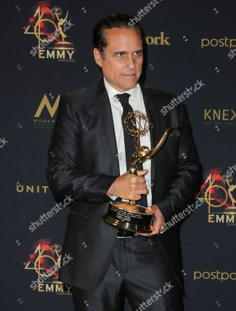 Maurice Benard - Outstanding Lead Actor in a Drama Series - General Hospital