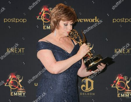 Stock Photo of Patricia Bethune - Outstanding Guest Performer in a Drama Series - General Hospital