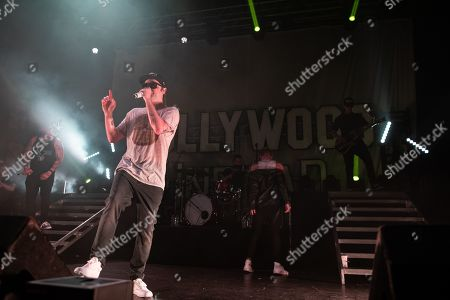"Stock Picture of Jordan "" Charlie Scene "" Terrell"