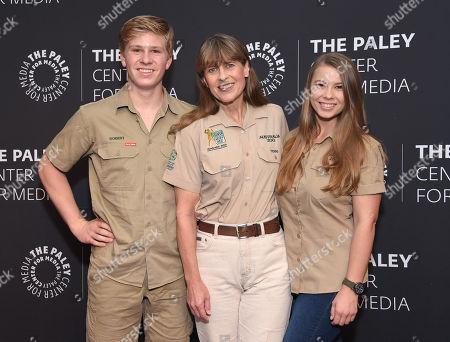 Robert Irwin, Terri Irwin, Bindi Irwin