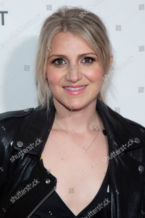 "Annaleigh Ashford attends the screening for ""It Takes a Lunatic"" during the 2019 Tribeca Film Festival at the Tribeca Performing Arts Center, in New York"