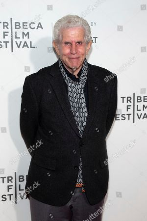 """Tony Roberts attends the screening for """"It Takes a Lunatic"""" during the 2019 Tribeca Film Festival at the Tribeca Performing Arts Center, in New York"""