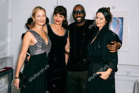 Editorial picture of MATCHESFASHION.COM Host Dinner with Christopher Kane and Liz Goldwyn at The Museum of Sex, New York, USA - 03 May 2019