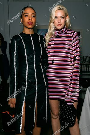 Editorial image of MATCHESFASHION.COM Host Dinner with Christopher Kane and Liz Goldwyn at The Museum of Sex, New York, USA - 03 May 2019