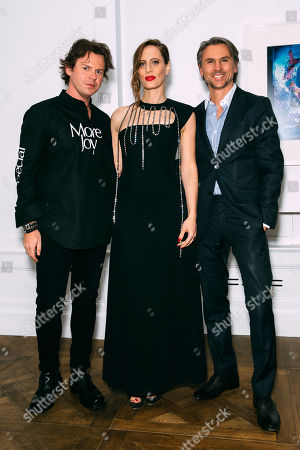 Editorial photo of MATCHESFASHION.COM Host Dinner with Christopher Kane and Liz Goldwyn at The Museum of Sex, New York, USA - 03 May 2019