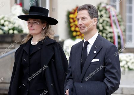 Editorial image of Funeral of HRH Grand Duke Jean, Luxembourg - 04 May 2019