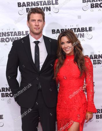 Ryan McPartlin and Danielle Kirlin