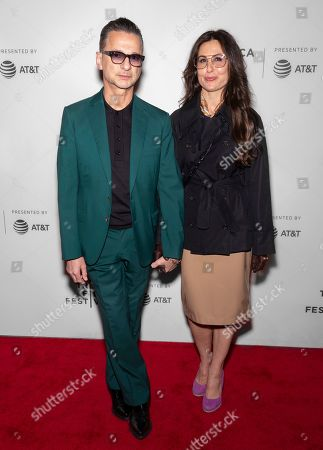 Editorial image of 'It Takes A Lunatic' film premiere, Tribeca Film Festival, New York, USA - 03 May 2019