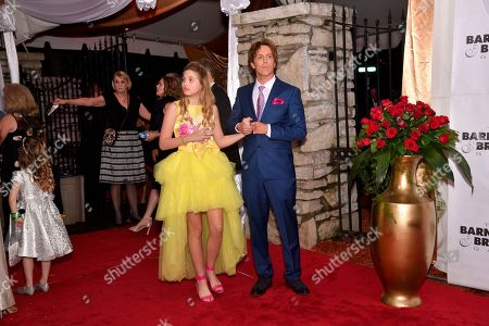Editorial photo of 31st Barnstable Brown Kentucky Derby Eve Gala, Arrivals, Louisville, USA - 04 May 2019