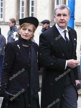 Margareta of Romania and Prince Radu of Romania