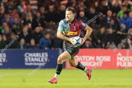 Stock Picture of Danny Care of Harlequins
