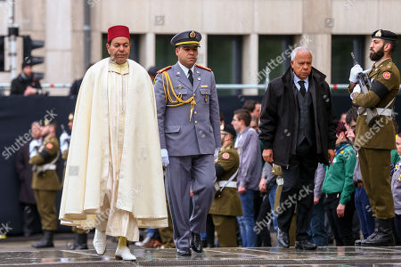 Stock Picture of Prince Moulay Rachid of Morocco