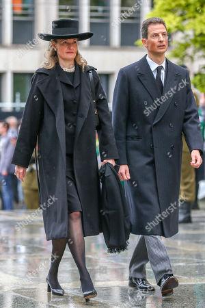 Princess Sophie of Isenburg, Crown Prince Alois of Liechtenstein