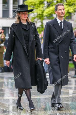 Crown Prince Alois of Liechtenstein, Princess Sophie of Isenburg