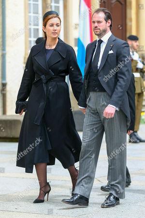 Prince Felix, Princess Claire