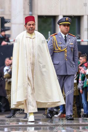Prince Moulay Rachid of Morocco