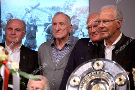 Editorial image of Football: Germany, 1. Bundesliga, München - 04 May 2019