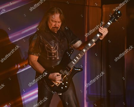 Stock Photo of Ian Hill