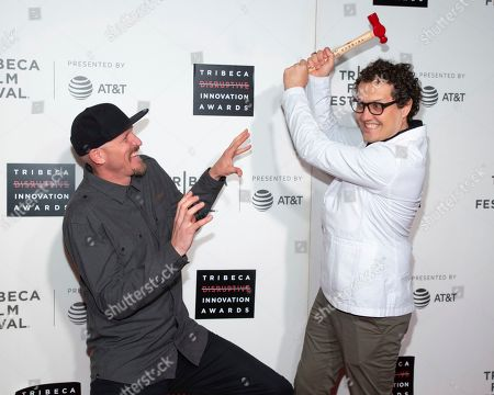 Editorial picture of 10th Annual Tribeca Disruptive Innovation Awards, New York, USA - 03 May 2019