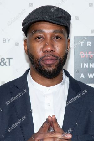Stock Photo of Ndaba Mandela attends the 10th annual Tribeca Disruptive Innovation Awards at the Stella Artois Theater, in New York