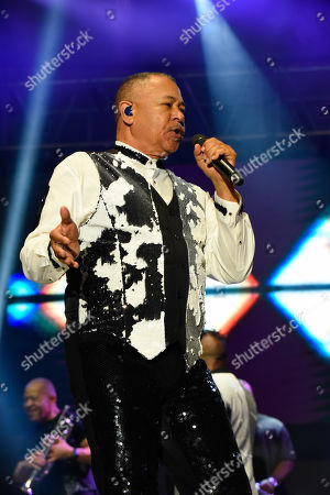 Stock Image of Ralph Johnson - Earth, Wind and Fire