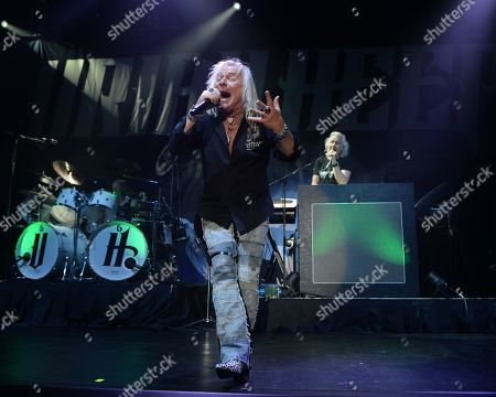 Stock Picture of Uriah Heep - Bernie Shaw, Phil Lanzon