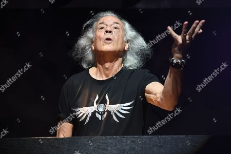 Editorial image of Uriah Heep in concert, Seminole Hard Rock Hotel and Casino, Hollywood, Florida, USA - 03 May 2019