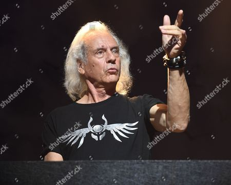 Stock Picture of Uriah Heep - Phil Lanzon